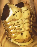 Brass Muscle Body Armor/Armour