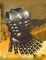 Royal Corinthian Muscle Armour
