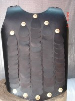 Medieval Leather Armour Scale Armor RLA-07