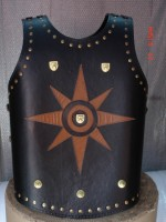 Medieval Battle Ready Leather Armor RLA-03