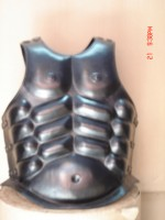 Medieval Roman Leather Muscle Body Armor RLA-09