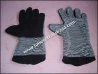 Knight Gauntlets Chainmail Gloves