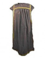 Medieval Roman Cape mens renaissance clothing - Black