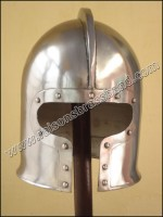 Barbuta Helmet, Ancient Knight Helmet