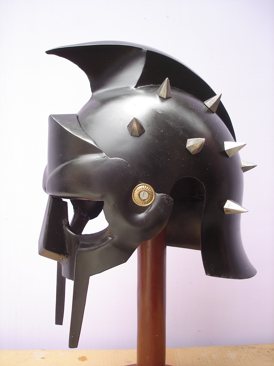 Maximus Gladiator Helmet with knobs