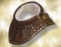 Armor Gorget Leather Gorget Armour