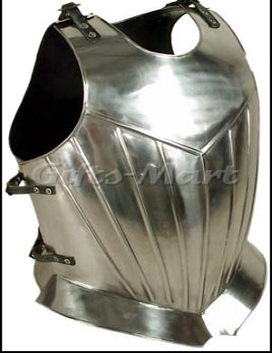 Gothic Breastplate Medeival Arms Armor