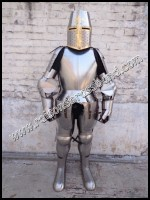 Medieval Knight Suit of Armor - Wearable