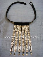 Roman Legionary Belt Brass & Leather Trozan Belt