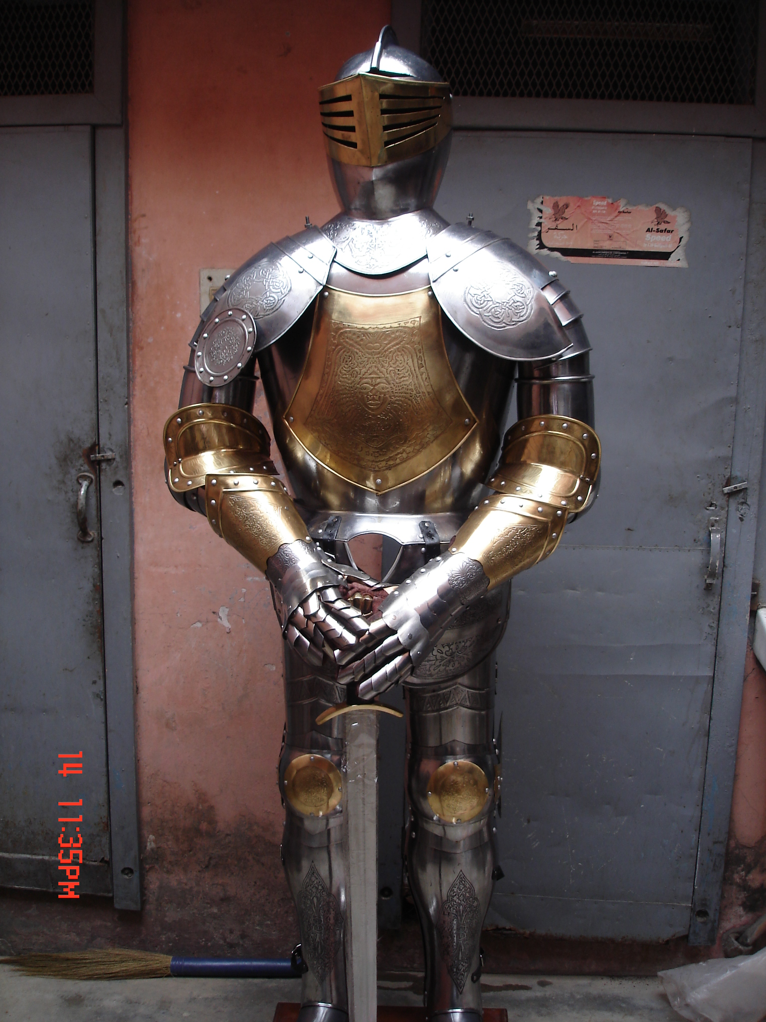 Medieval Plate Armor