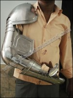 Bracer Armour Set Arm Guard Armor
