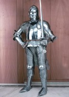 Gothic Suit of Armor, Medieval Suit of Armour