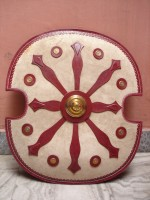Trozan War Battle Achilles Shield