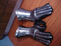 Medieval Gauntlets, Knight Warrior Gauntlet