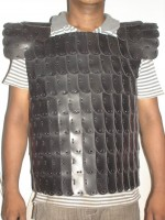 Knight Leather Armor Scaled Leather Armour RLA-15