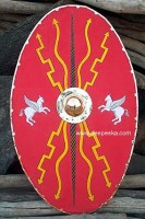 Roman Centurion Wooden Shield