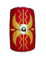Roman Troy Armor Shield