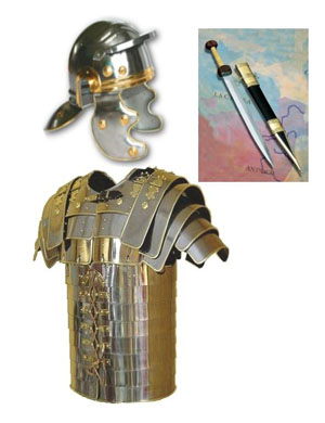 Roman Knight Costume Starter Set