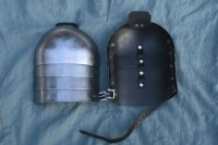 Medieval Spaulders Armour, Shoulder Armors