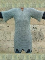 Viking Chainmail Shirt Butted XXL+ Size RCM14