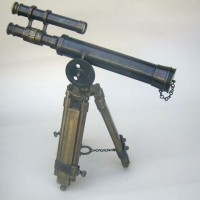 Brass Telescope, Antique