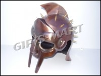 Gladiator Helm Kupfer Finish