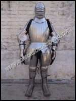 Maximilian Wearable Suit of Armor